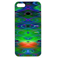 Neon Night Dance Party Apple iPhone 5 Hardshell Case with Stand