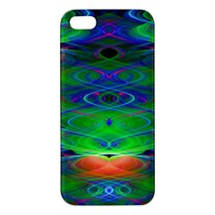 Neon Night Dance Party iPhone 5S/ SE Premium Hardshell Case