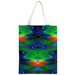 Neon Night Dance Party Classic Light Tote Bag