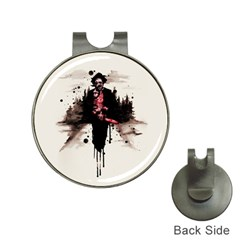Leatherface 1974 Hat Clips with Golf Markers