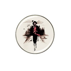 Leatherface 1974 Hat Clip Ball Marker