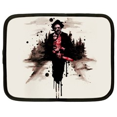 Leatherface 1974 Netbook Case (XL)
