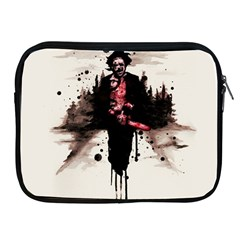 Leatherface 1974 Apple iPad 2/3/4 Zipper Cases