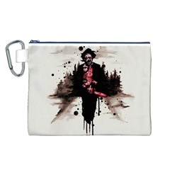 Leatherface 1974 Canvas Cosmetic Bag (L)