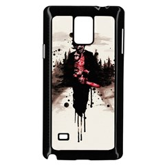 Leatherface 1974 Samsung Galaxy Note 4 Case (black)