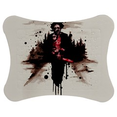 Leatherface 1974 Jigsaw Puzzle Photo Stand (Bow)