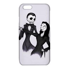 Jack & Sally Addams  iPhone 6/6S TPU Case
