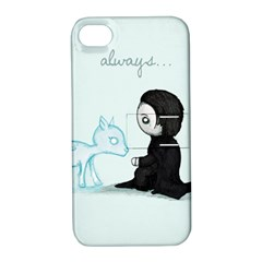 Always... Apple iPhone 4/4S Hardshell Case with Stand