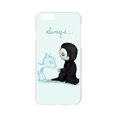 Always... Apple Seamless iPhone 6/6S Case (Transparent)