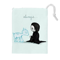 Always    Drawstring Pouches (extra Large)