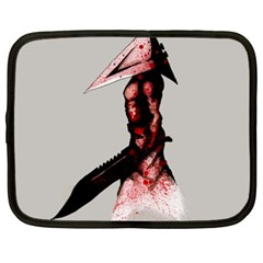 Pyramid Head Drippy Netbook Case (XXL)