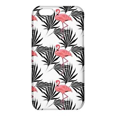 Flamingos Palmetto Fronds Tropical Pattern iPhone 6/6S TPU Case