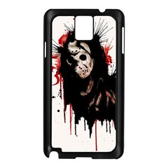 Momma s Boy 13 Samsung Galaxy Note 3 N9005 Case (Black)