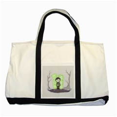 Sorcerer s Stone  Two Tone Tote Bag