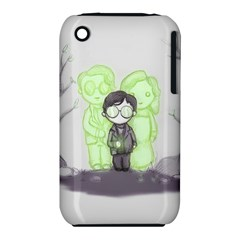 Sorcerer s Stone  Apple iPhone 3G/3GS Hardshell Case (PC+Silicone)