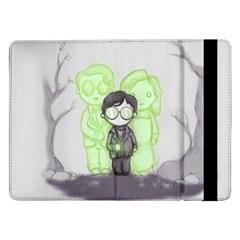 Sorcerer s Stone  Samsung Galaxy Tab Pro 12.2  Flip Case