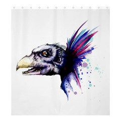 Skeksis Shower Curtain 66  x 72  (Large)
