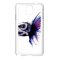 Skeksis Samsung Galaxy Note 3 N9005 Case (White)
