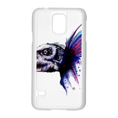 Skeksis Samsung Galaxy S5 Case (White)