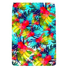 Watercolor Tropical Leaves Pattern Flap Covers (S)