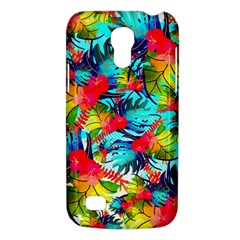 Watercolor Tropical Leaves Pattern Galaxy S4 Mini