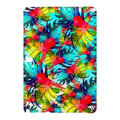 Watercolor Tropical Leaves Pattern Samsung Galaxy Tab Pro 10.1 Hardshell Case