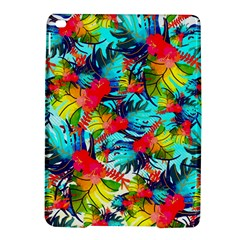 Watercolor Tropical Leaves Pattern iPad Air 2 Hardshell Cases