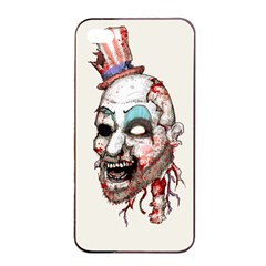 Captain Zombie Apple iPhone 4/4s Seamless Case (Black)