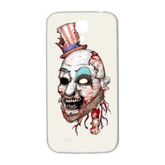 Captain Zombie Samsung Galaxy S4 I9500/I9505  Hardshell Back Case