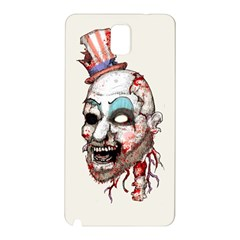 Captain Zombie Samsung Galaxy Note 3 N9005 Hardshell Back Case