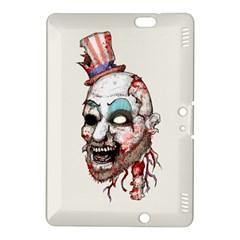 Captain Zombie Kindle Fire HDX 8.9  Hardshell Case