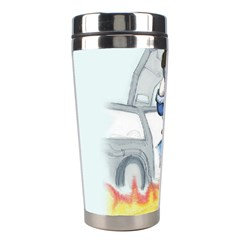 Back To The Plushie Future Stainless Steel Travel Tumblers