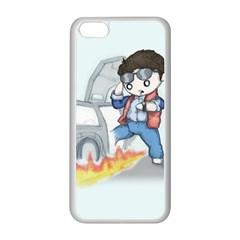 Back To The Plushie Future Apple iPhone 5C Seamless Case (White)