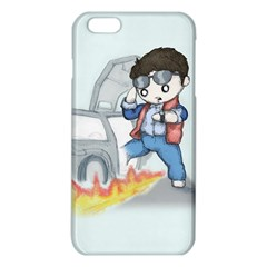 Back To The Plushie Future iPhone 6 Plus/6S Plus TPU Case