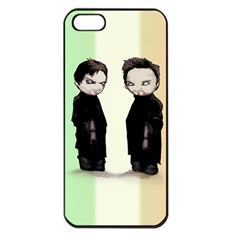 Plushie Saints 2.0 Apple iPhone 5 Seamless Case (Black)