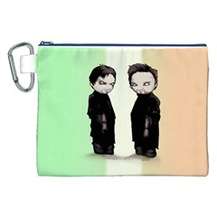 Plushie Saints 2.0 Canvas Cosmetic Bag (XXL)