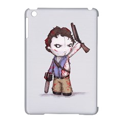 Plushie Boomstick Apple iPad Mini Hardshell Case (Compatible with Smart Cover)