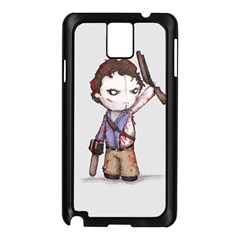 Plushie Boomstick Samsung Galaxy Note 3 N9005 Case (Black)