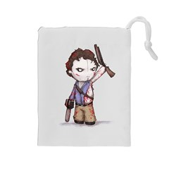 Plushie Boomstick Drawstring Pouches (Large)