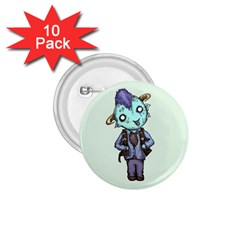 Maurice 1.75  Buttons (10 pack)