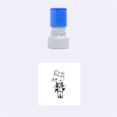 Maurice Rubber Round Stamps (Small)