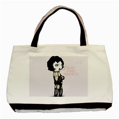 Rocky Horror Plush  Basic Tote Bag (Two Sides)