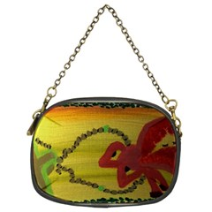 Les Couleurs Chain Purse (Two Sided) by Jocelyn Apple/Appleartcom