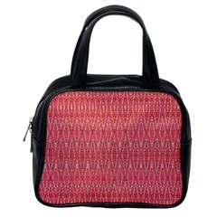 Heads Up Classic Handbags (one Side)