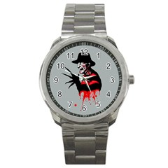 The Groundskeeper Sport Metal Watch