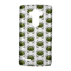Funny Robot Cartoon LG G4 Hardshell Case