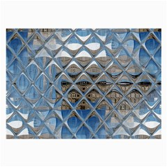 Mirrored Glass Tile Urban Industrial Large Glasses Cloth