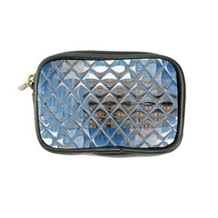 Mirrored Glass Tile Urban Industrial Coin Purse