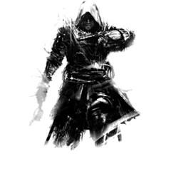 Assassins Creed Black Flag Tshirt 5.5  x 8.5  Notebooks