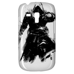 Assassins Creed Black Flag Tshirt Samsung Galaxy S3 MINI I8190 Hardshell Case